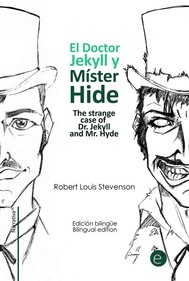 El Doctor Jekyll y Mr. Hide/The strange case of Dr. Jekyll and Mr. Hyde - copertina