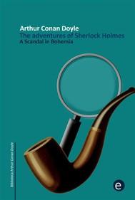 A Scandal in Bohemia - copertina