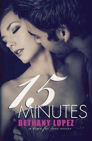 15 Minutes (Time for Love, Book 4) - copertina