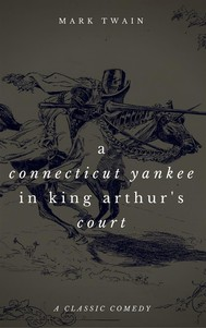 A Connecticut Yankee in King Arthur's Court - copertina