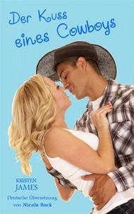 Der Kuss Eines Cowboys - copertina