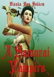 A Samurai Vampiro - copertina