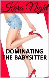 Dominating The Babysitter - copertina