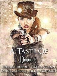 A Taste Of Dunwich - copertina
