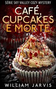 Café, Cupcakes E Morte - copertina