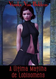 A Última Matilha De Lobisomens - copertina