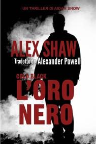 Cold Black - L'oro Nero - copertina