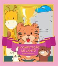 A Competição De Canto - copertina