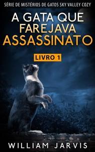 A Gata Que Farejava Assassinato - copertina
