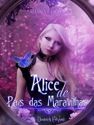 Alice Do País Das Maravilhas - copertina