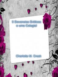 5 Devaneios Eróticos De Uma Colegial - copertina