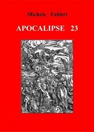 Apocalipse 23 - copertina