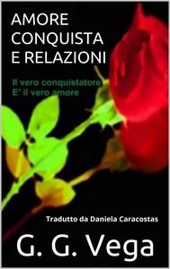 Amore, Conquista E Relazione - copertina