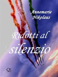 Ridotti Al Silenzio - Librerie.coop