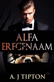 Alfa Erfgenaam - copertina