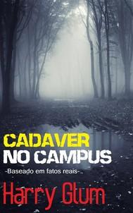 Cadáver No Campus - copertina