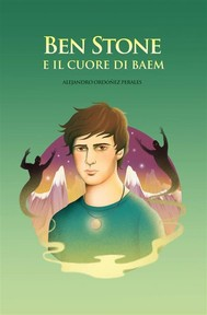 Ben Stone E Il Cuore Di Baem - copertina