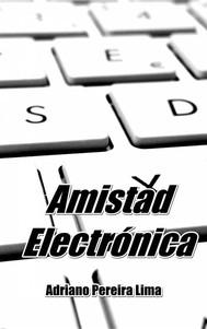 Amistad Electrónica - copertina