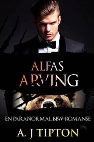 Alfas Arving - copertina