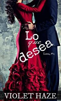 Lo Que Desea (Luna, #2) - Librerie.coop