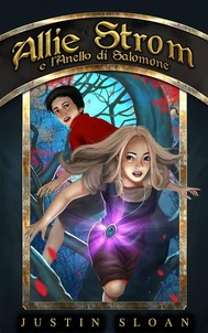 Allie Strom E L'anello Di Salomone - copertina