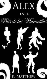 Alex En El País De Las Maravillas - copertina