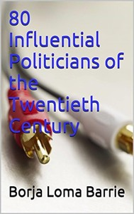 80 Influential Politicians Of The Twentieth Century - copertina