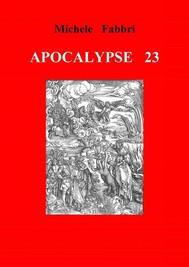 Apocalypse 23 - copertina