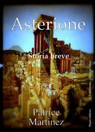 Asterione - copertina