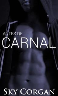 Antes De Carnal - copertina
