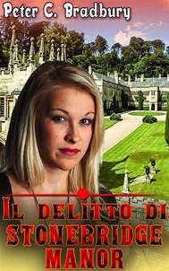 Il Delitto Di Stonebridge Manor - copertina