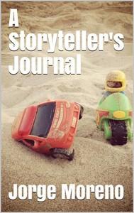 A Storyteller's Journal - copertina