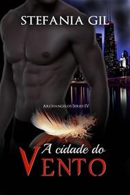 A Cidade Do Vento - copertina