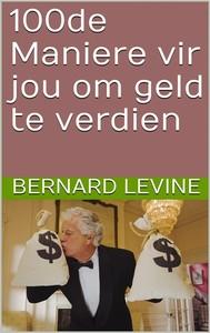 100De Maniere Vir Jou Om Geld Te Verdien - copertina