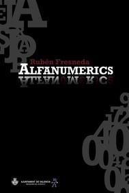 Alfanumerics. Centro de Juventud Campoamor - copertina