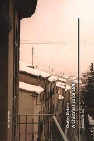 A Christmas carol 1843 - copertina