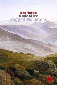 A tale of the Ragged mountains - copertina