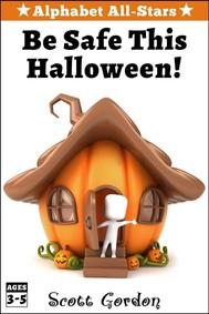 Alphabet All-Stars: Be Safe This Halloween! - copertina
