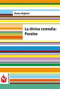 La divina comedia. Paraíso (low cost). Edición limitada - Librerie.coop