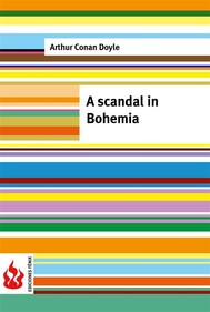 A scandal in Bohemia (low cost). Limited edition - copertina