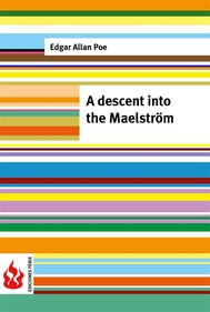 A descent into the Maelström (low cost). Limited edition - copertina