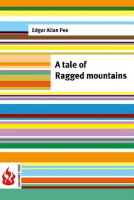 A tale of the Ragged mountains (low cost). Limited edition - copertina