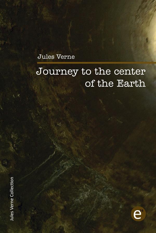 Book Cover Images Api : Journey to the center of earth jules verne ebook