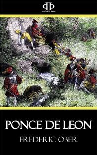 Ponce de Leon - Librerie.coop