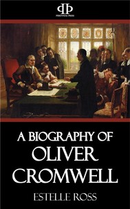 A Biography of Oliver Cromwell - copertina