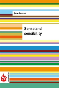 Sense and sensibility (low cost). Limited edition - Librerie.coop