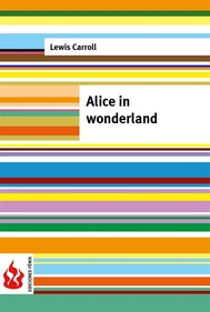 Alice in wonderland (low cost). Limited edition - copertina
