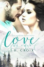 Love at Last (A Last Frontier Lodge Novel) - copertina