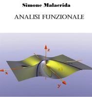 Analisi funzionale - copertina
