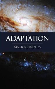 Adaptation - copertina